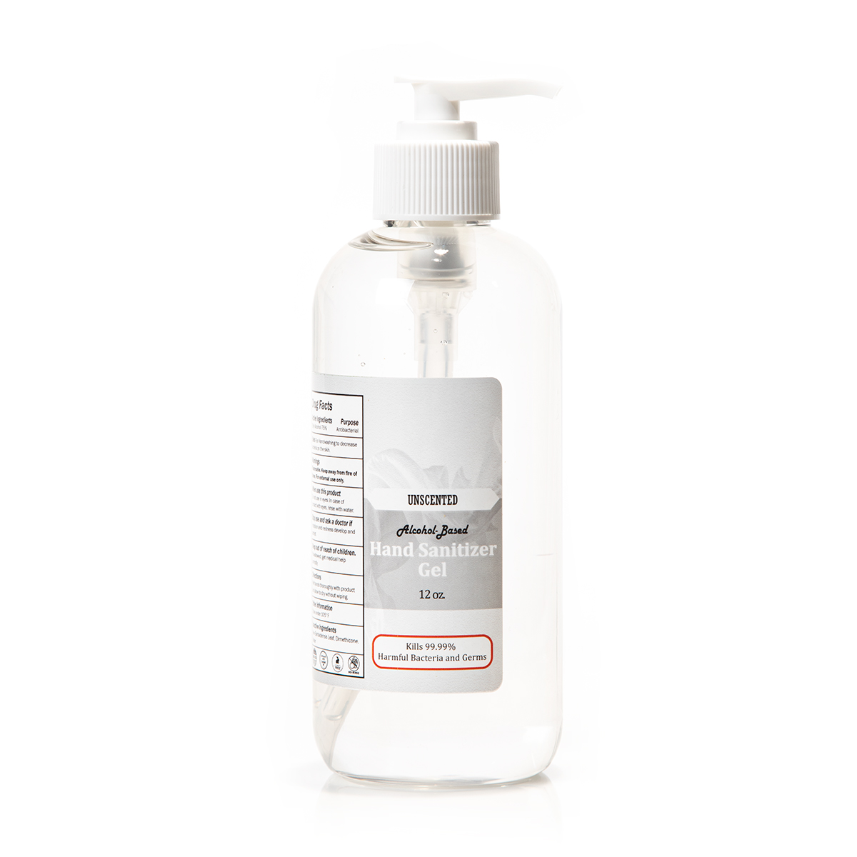 [UNSECENTED] HAND SANITIZER(350ML)