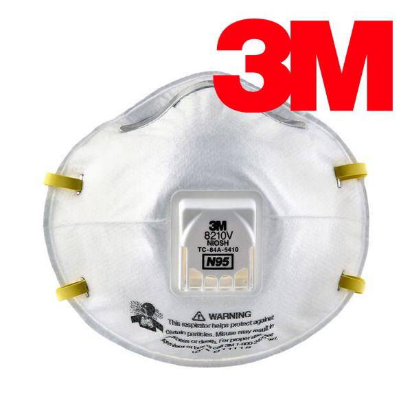 [3M] N95 8210V MASK(1PC)